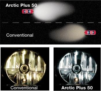 Arctic Plus 50