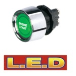 LED Starter Switch