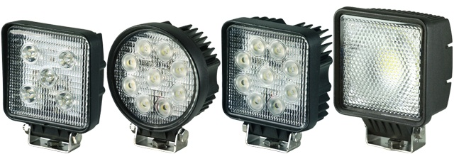 Xray Vision LED Work Lights