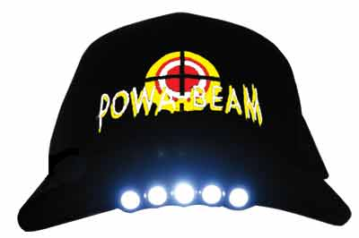 Cap with LED Lights