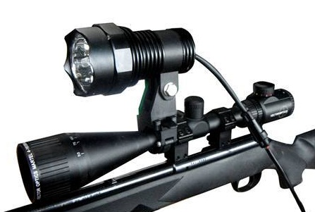 Scope Mounted Spotlight