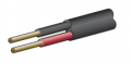 4mm Twin Sheath Cable