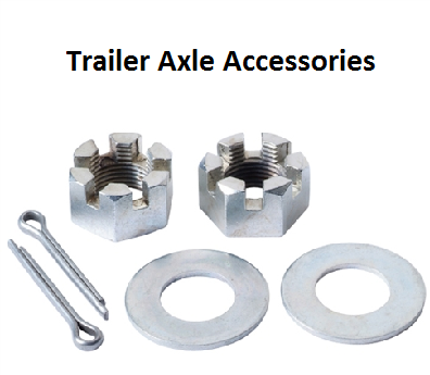 Trailer Axle Accessories