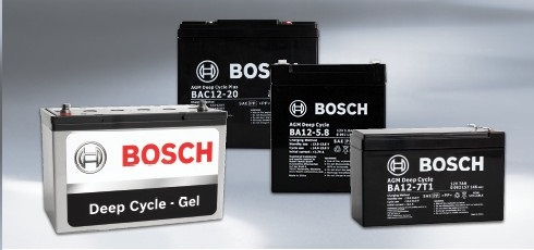 Bosch Deep Cycle Battery