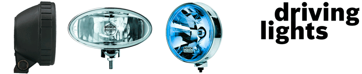 Bosch Driving Lights