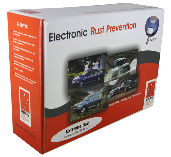 Electronic Rust Prevention System