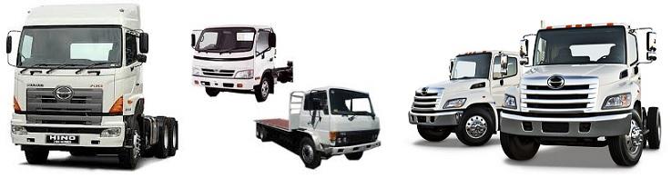 Hino Starter Motors