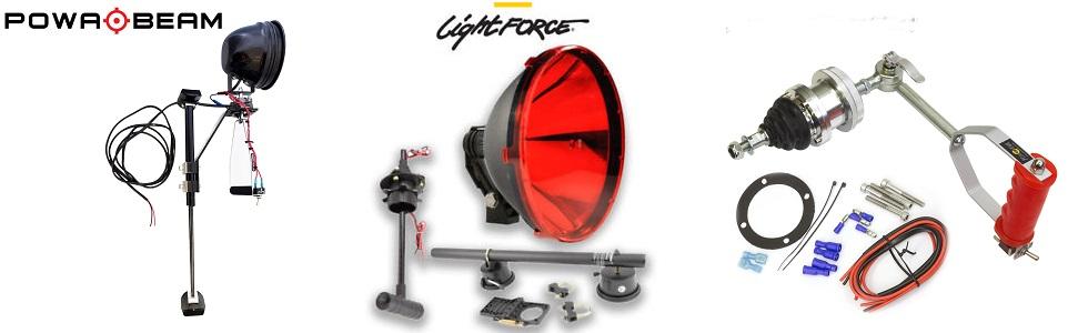 Mounted Spotlights