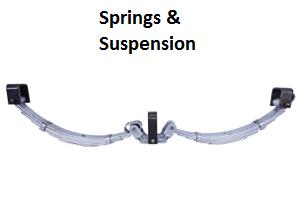 Trailer Springs & Suspension