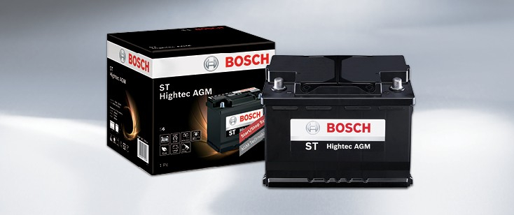 Bosch AGM Battery