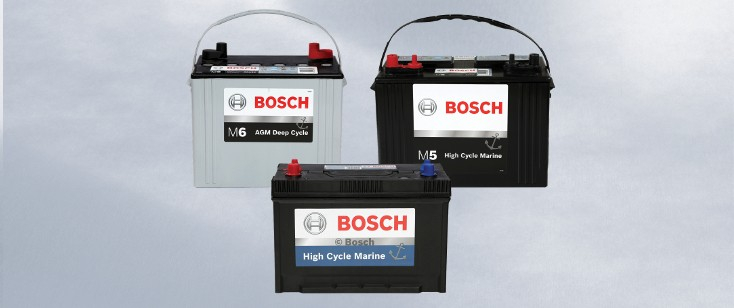 Bosch Marine Battery