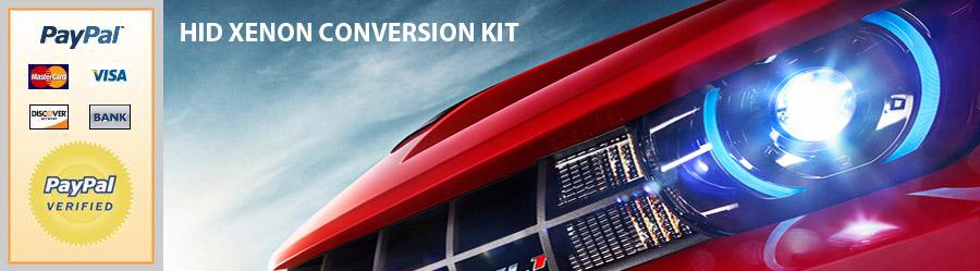 HID Conversion Kits