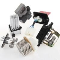Heater Fan Resistors