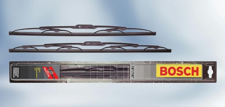 Bosch Conventional Wiper Blades