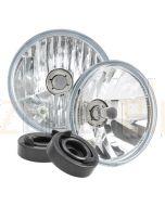 Narva 72010 H4 5 3/4'' (146mm) 12V 100/55W High/Low Beam Free Form Halogen Headlamp Conversion Kit