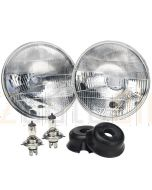 Narva 72038 H4 7'' (178mm) 12V 60/55W High/Low Beam Halogen Headlamp Conversion Kit