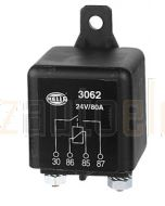 Hella 3062 High Capacity Normally Open Relay - 4 Pin, 24V DC