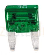 Hella Mini Blade Fuse - Green (8777MINI)