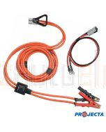 Projecta SM750-45SP Booster Cables 750Amp 35mm2 4.5M Service Mate
