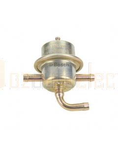 Bosch 0280160206 Pressure Regulator - Single