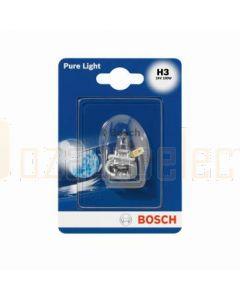 Bosch 0986AL1511 Bulb H3 24V 100W PK22s - Single