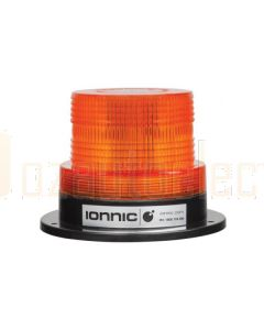 Ionnic 111000 111 LED Beacon - 3 Bolt (Amber)
