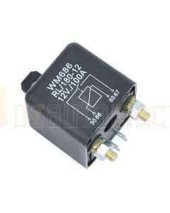 Heavy Duty Relay 100A 12V