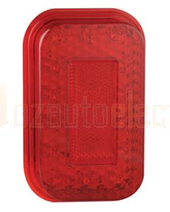 LED Autolamps 130RMB Single Stop/Tail Lamp (Poly Bag)