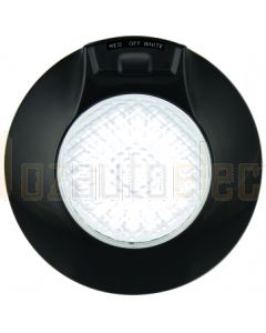 LED Autolamp Marine Interior Lamp- Black Base