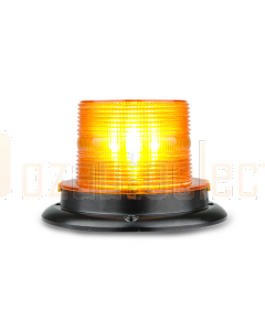 LED Autolamps 145 Series Strobe/Override Rotating Multifunction Warning Beacon