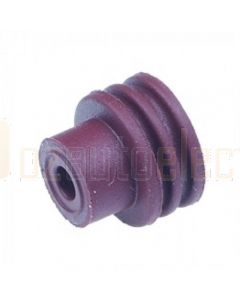 Delphi 15324990 Loose Cable Seal Purple