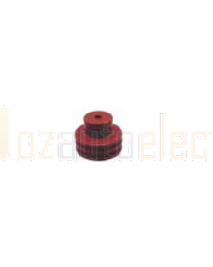 Delphi 15324995 6.3 Terminal Seal 2.9 - 2.0mm Dark red