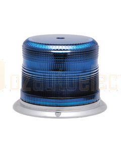 Hella 9.1600.01 Blue PC Lens to suit Hella Blue Beacon 6750 Series