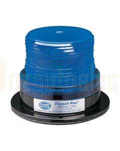 Hella 9.1655.01 Blue PC Lens to suit Firebolt Plus Series