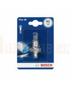 Bosch 1987301003 Bulb H1 12V 55W Plus 30 P14,5s - Single
