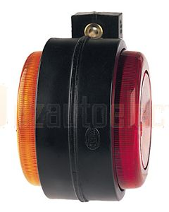 Replacement Amber Lens to suit Hella 2032 Side Marker Lamp