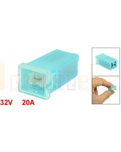 20A Slow Acting 32V, Low Profile Micro JCase Fusible Link