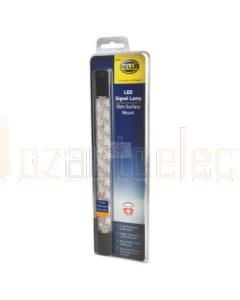 Hella LED Front Direction Indicator Lamp 12V Horizontal Mount 0.5m Lead