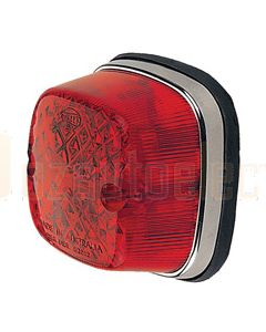 Hella 9.2384.01 Red Lens to suit Hella 2384 Stop Rear Position and Licence Plate Lamp