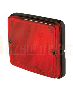 Hella 9.2323.01 Red Lens to suit Hella 2323 Stop Tail Lamp