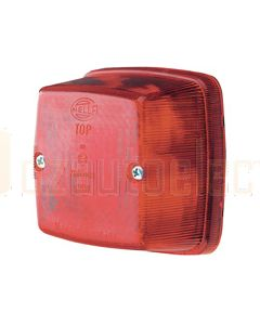 Hella 9.2325.01 Red Lens to suit Hella 2325 Rear Position Lamp