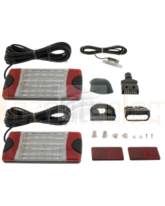 Hella DuraLED ®  Combi-S Trailer Lighting Kit
