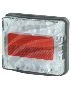 Hella Submersible LED Combination Stop / Tail / Indicator Lamp 12V 0.5m Lead Surface Mount