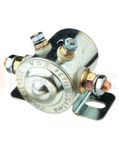 Cole Hersee SPST 12V Intermittent Duty Solenoid 100Amp