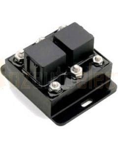 Cole Hersee 24452 DPDT 12V Int. Motor reversing twin Relay