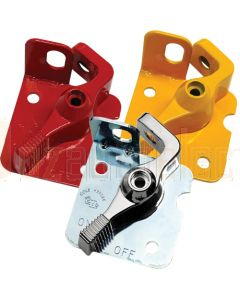 Cole Hersee Yellow Battery Master Switch Lockout Lever