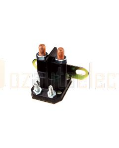 Cole Hersee 24612 SPST Cont 12V 4 term 100A PLASTIC Solenoid