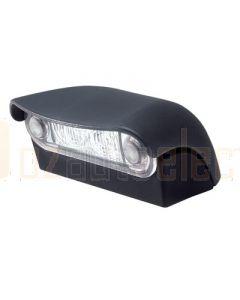 Hella 2559OEBULK 8-28V DC LED Licence Plate Lamp OE Bulk Pack of 12