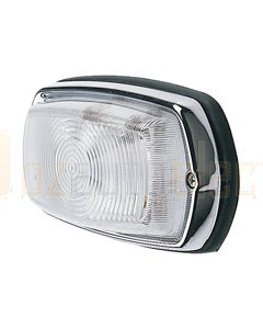 Hella 2.9801.05 Clear Lens to suit Hella 2612 Roof Lamp