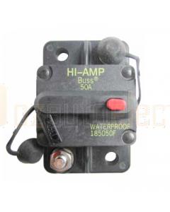 Bussmann 285150F Hi-Amp Circuit Breaker Manual Reset 150A 48VDC